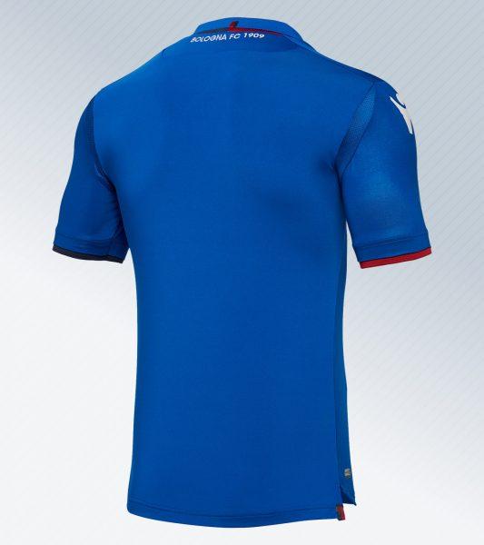 Tercera camiseta del Bologna | Imagen Macron