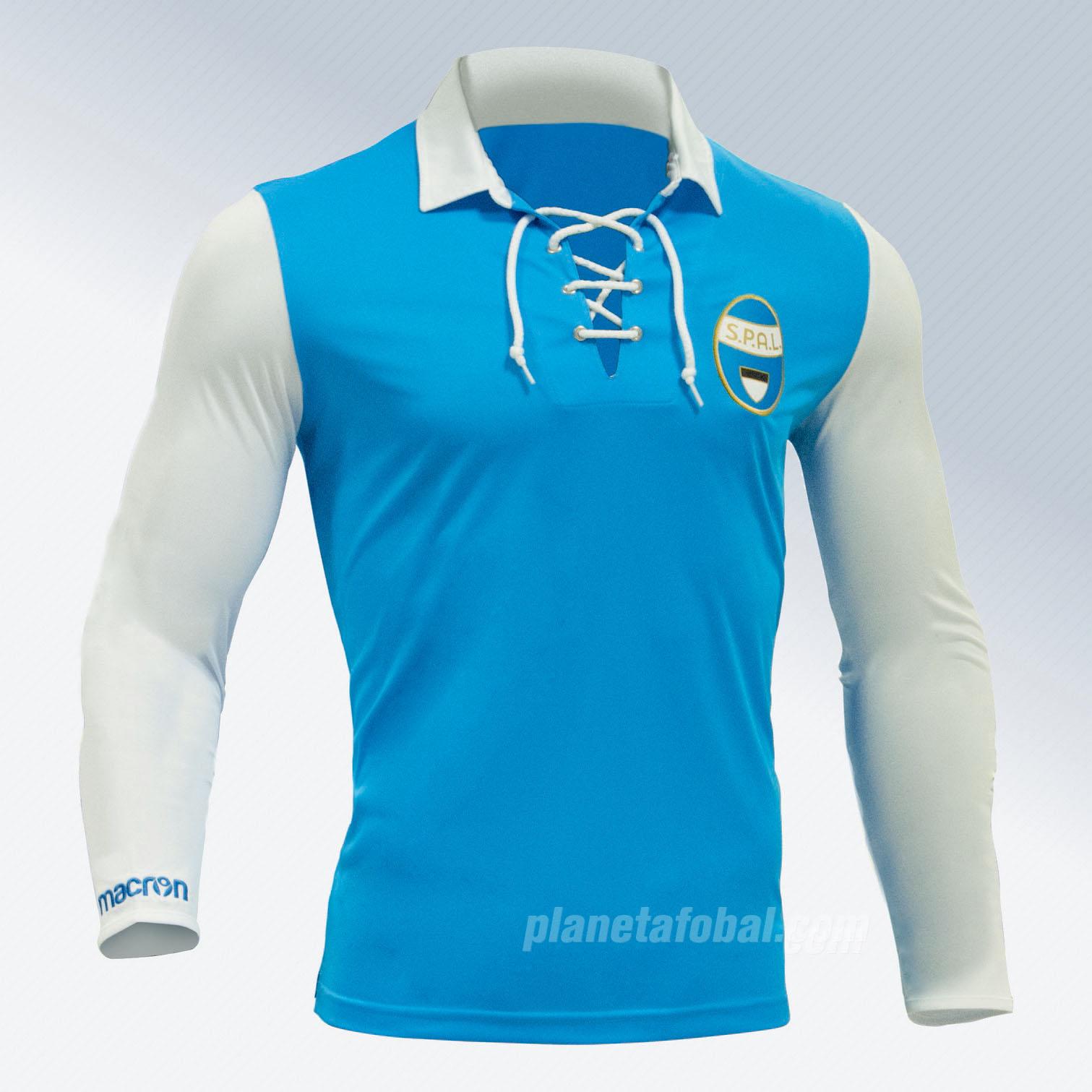 Camiseta especial por los 110 años del SPAL Ferrara | Imagen Macron