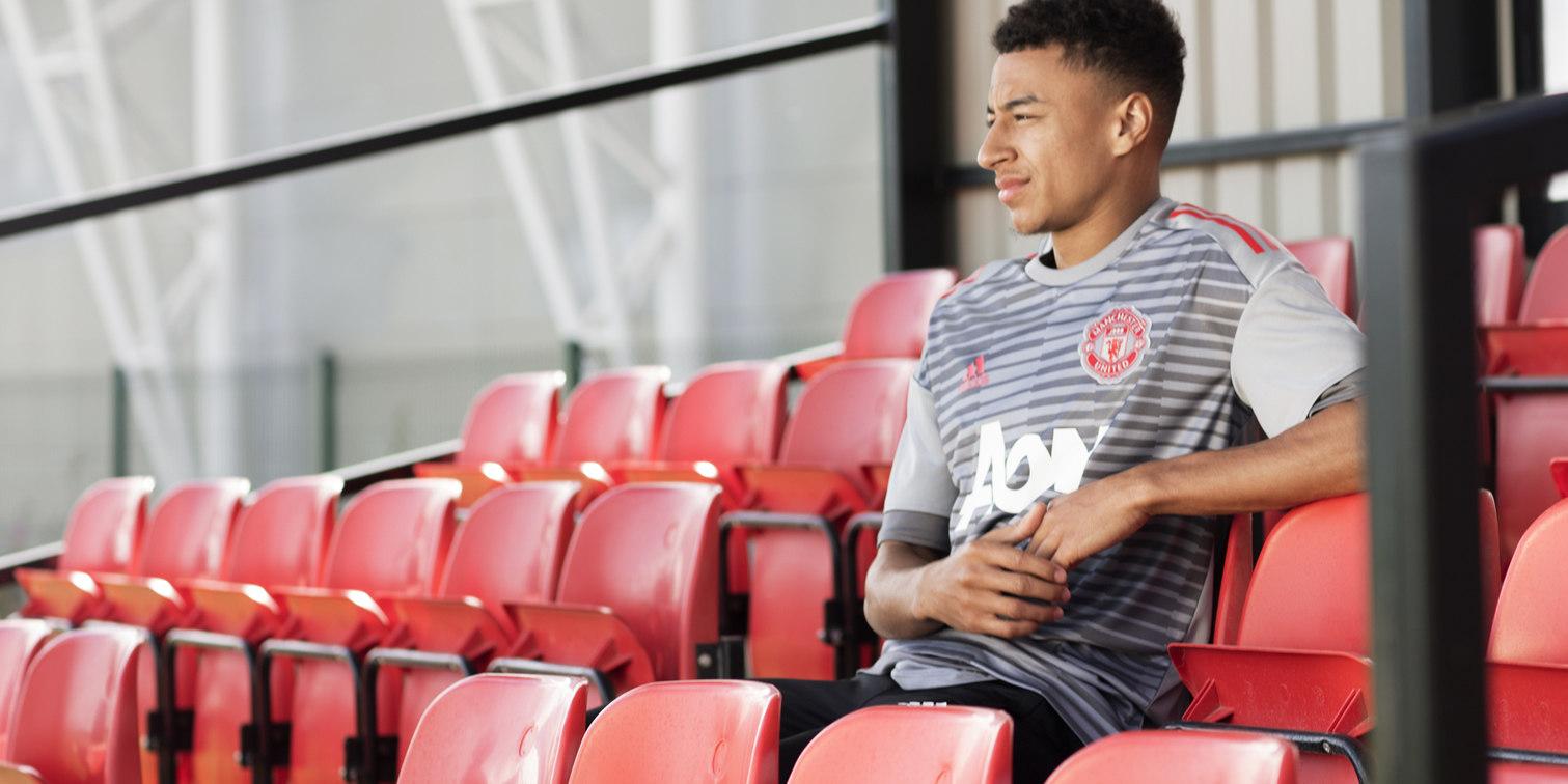 Remera pre-match adidas x PARLEY del Manchester United | Foto Adidas