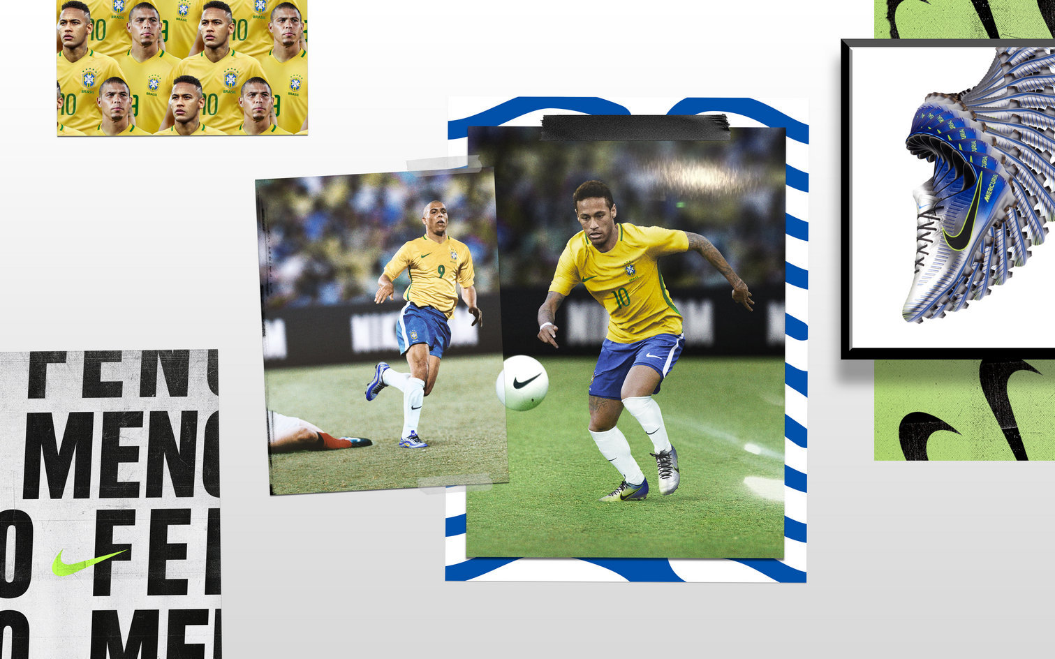 Botines Mercurial Puro Fenomeno de Neymar | Foto Nike