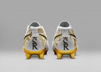 """Botines TIempo """"Corazón y Sangre"""" de Sergio Ramos   Foto Nike"""