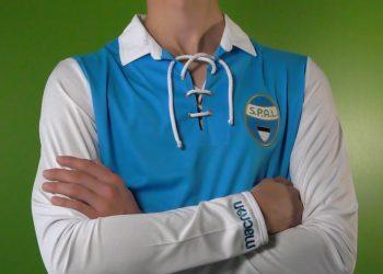 Camiseta especial por los 110 años del SPAL Ferrara | Foto Web Oficial