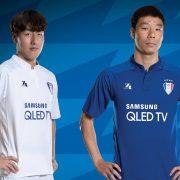Camisetas Zaicro del Suwon Samsung Bluewings   Imagen Web Oficial