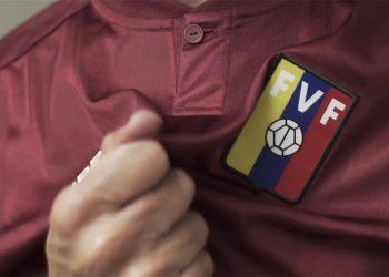 Camiseta titular 2018 Adidas de Venezuela