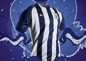 Camiseta titular Nike de Alianza Lima | Foto Twitter Oficial