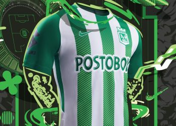 Camiseta titular Nike de Atlético Nacional | Foto Web Oficial