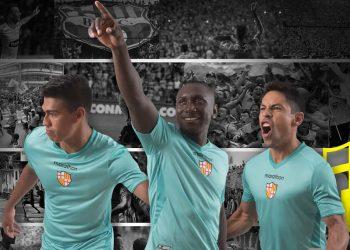 Camiseta alterna 2018 del Barcelona SC | Imagen Marathon Sports