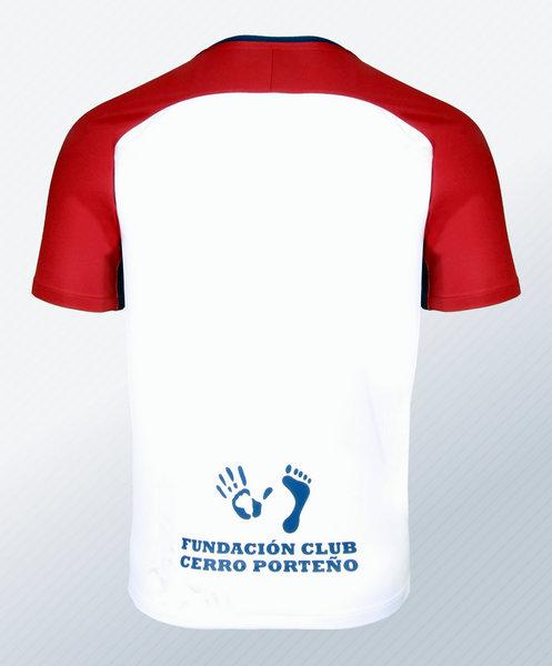Nueva camiseta suplente Nike 2018 de Cerro Porteño | Imagen Meta Sports