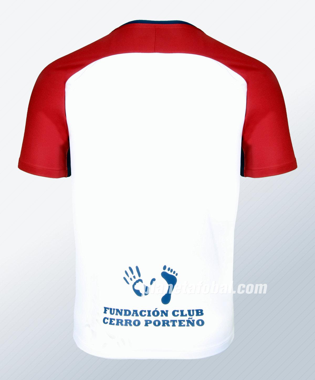 Nueva camiseta suplente Nike 2018 de Cerro Porteño  df639ff3dcb94