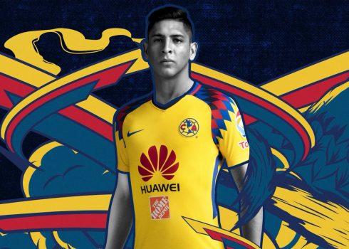 Tercera camiseta Nike del Club América   Foto Facebook Oficial