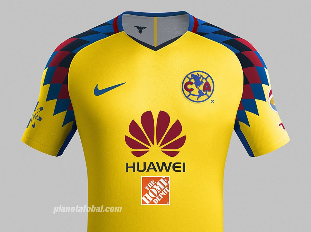 Tercera camiseta Nike del Club América | Foto Facebook Oficial