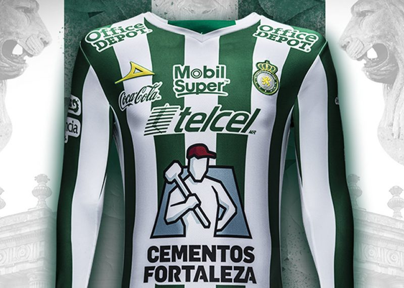 Tercera camiseta 2018 del Club León | Foto Pirma