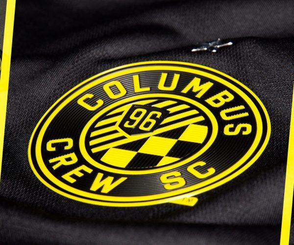 """Black Kit"" Adidas del Columbus Crew | Foto Web Oficial"