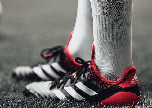 "Nuevos botines COPA18 del pack ""Cold Blooded"" | Foto Adidas"