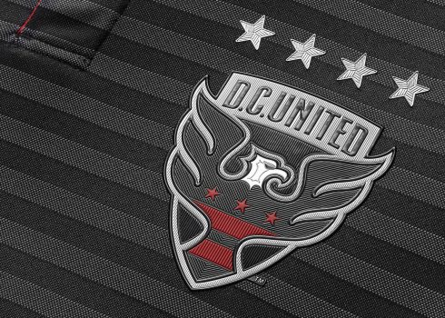 Nueva camiseta titular Adidas 2018 del DC United | Foto Web Oficial