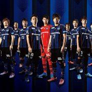 Camiseta titular 2018 del Gamba Osaka | Foto Umbro