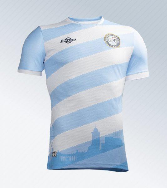 Camiseta titular del Guayaquil City FC | Imagen Marathon