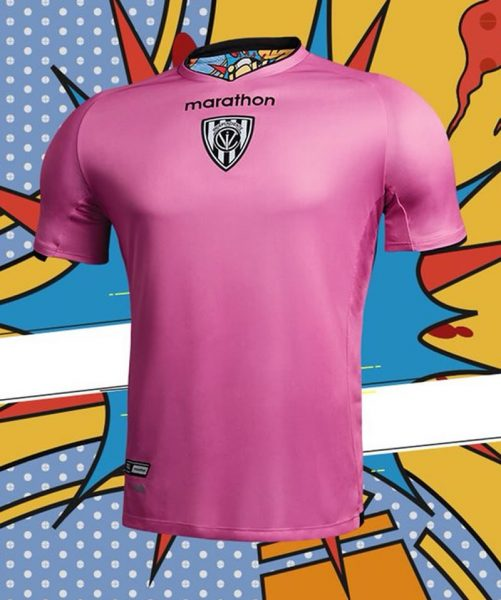 Camiseta alterna 2018 de Independiente del Valle | Foto Marathon