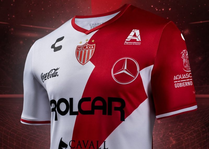 Nuevo kit alternativo del Necaxa | Foto Charly