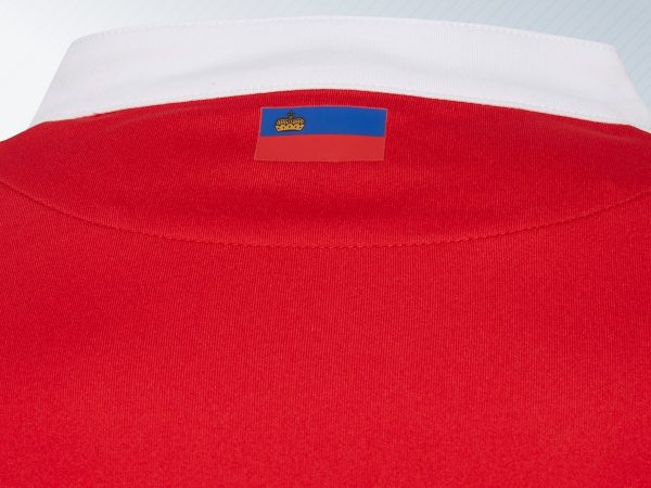 Camiseta suplente de Liechtenstein 2018/19 | Imagen Macron