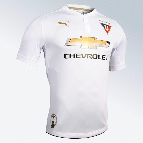 Camiseta titular Puma de la Liga de Quito | Imagen Marathon