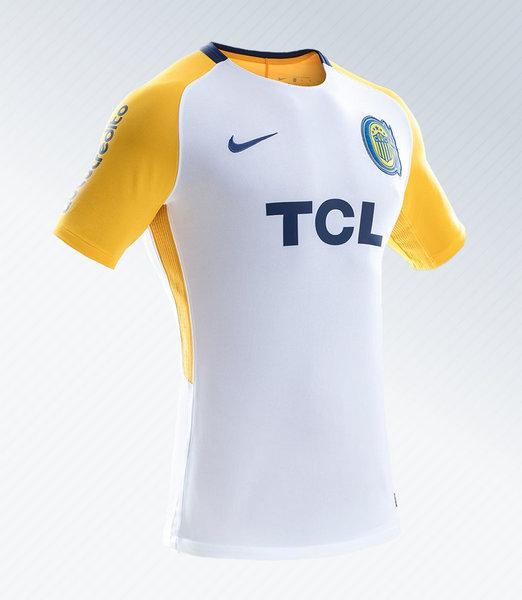 Camiseta suplente 2018 de Rosario Central | Foto Nike