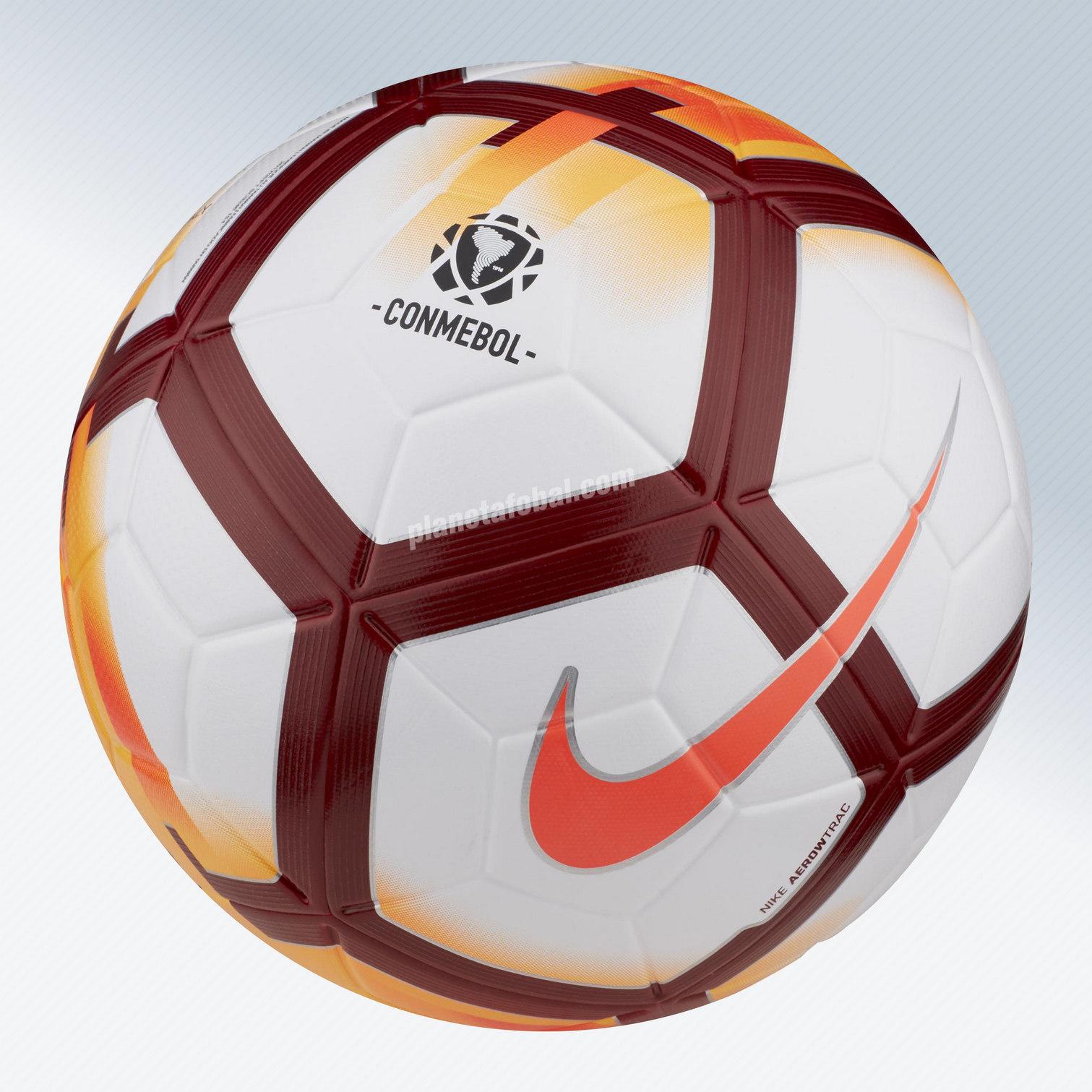 Balón Ordem de la Copa CONMEBOL Libertadores 2018 | Imagen Nike