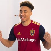 Camiseta titular del Real Salt Lake | Foto Web Oficial
