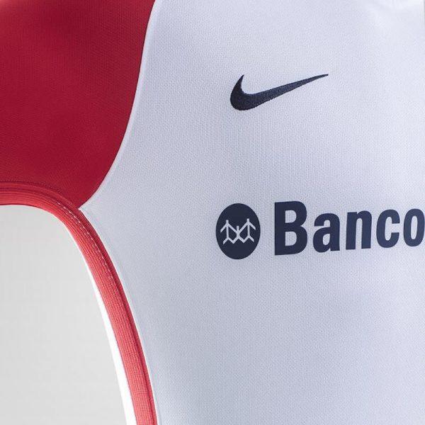 Camiseta suplente 2018 de San Lorenzo | Imagen Nike