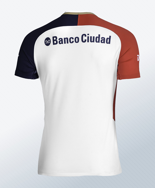 Camiseta suplente Nike 2018 de San Lorenzo | Imagen Web Oficial