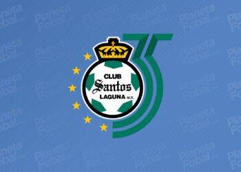 Escudo por los 35 años del Santos Laguna | Imagen Twitter Oficial