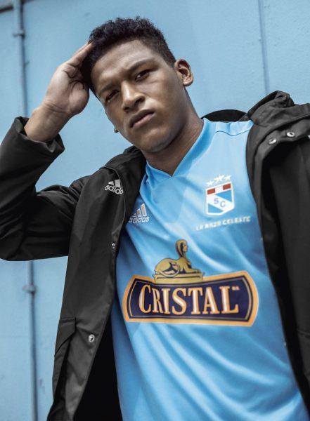 Camiseta titular del Sporting Cristal | Foto Adidas