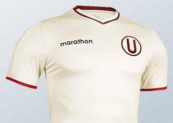 Nueva camiseta de Universitario | Foto Twitter Oficial