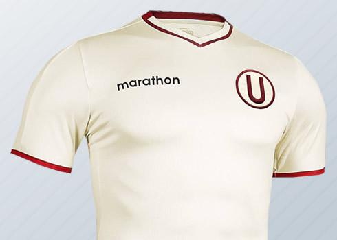 Nueva camiseta de Universitario   Foto Twitter Oficial