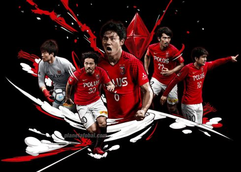 Camiseta titular del Urawa Red Diamonds 2018 | Foto Nike