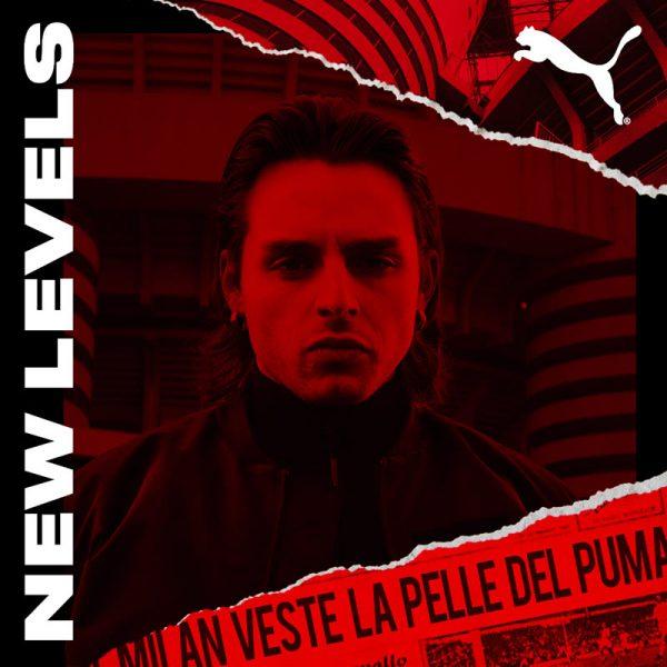 Puma y Milan anuncian contrato de indumentaria
