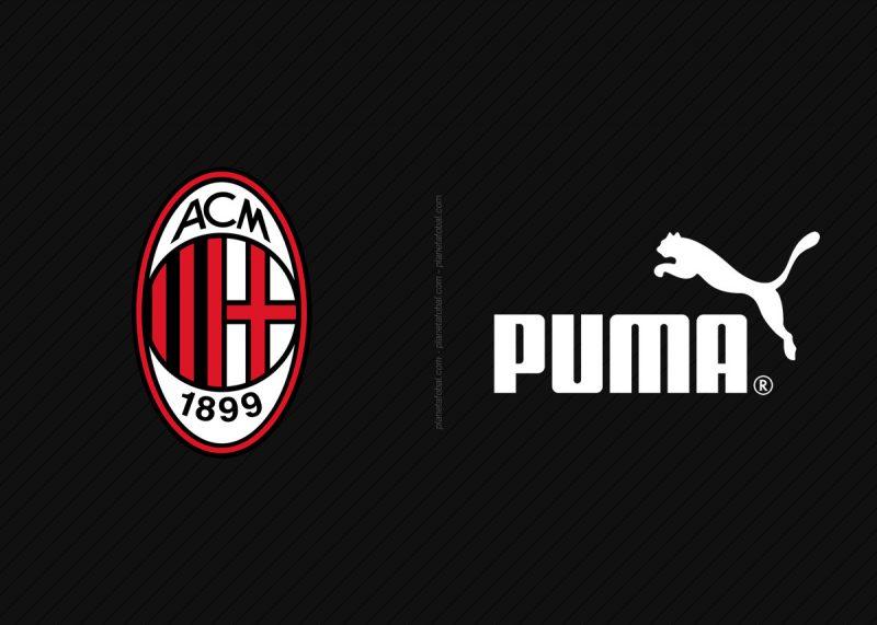 El Milan vestirá indumentaria Puma desde 2018-19