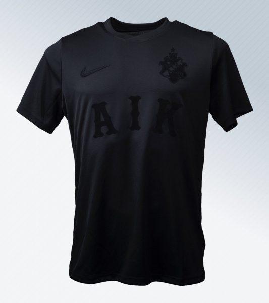 Black Pack Kit del AIK de Suecia 2018 | Imagen Web Oficial
