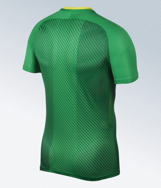 Camiseta titular 2018-19 del Beijing Guoan | Imagen Nike