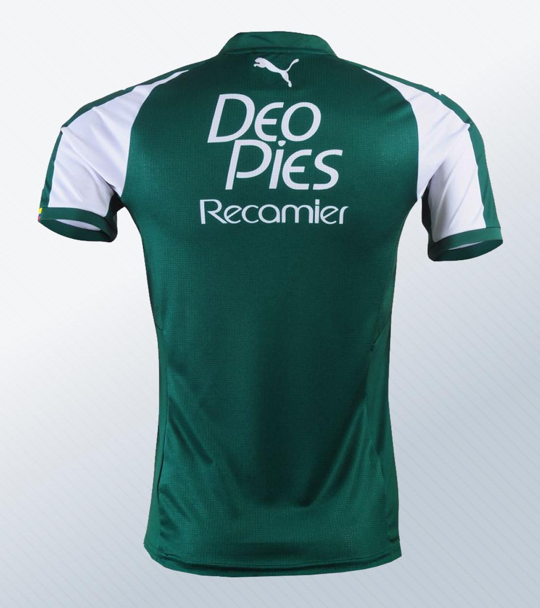 Camisetas Puma Del Deportivo Cali 2018