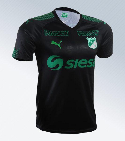 Camiseta visita 2018 del Deportivo Cali | Imagen Web Oficial
