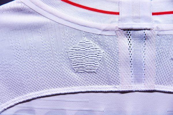 Nueva casaca titular de Inglaterra Mundial 2018 | Foto Nike