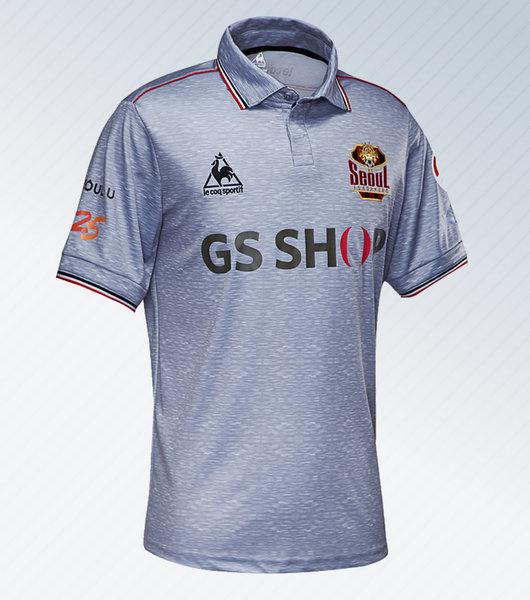 Camiseta titular de arquero le coq sportif del FC Seoul | Foto Web Oficial