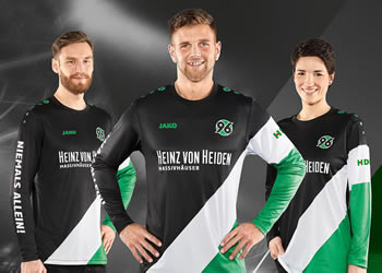 Camiseta especial Jako del Hannover 96 | Foto Web Oficial