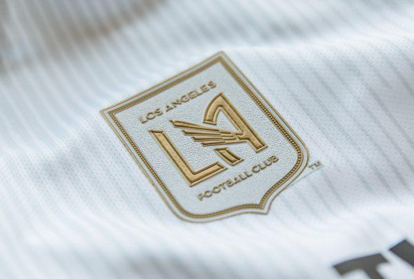 Camiseta suplente Adidas 2018 de Los Angeles FC | Foto Web Oficial