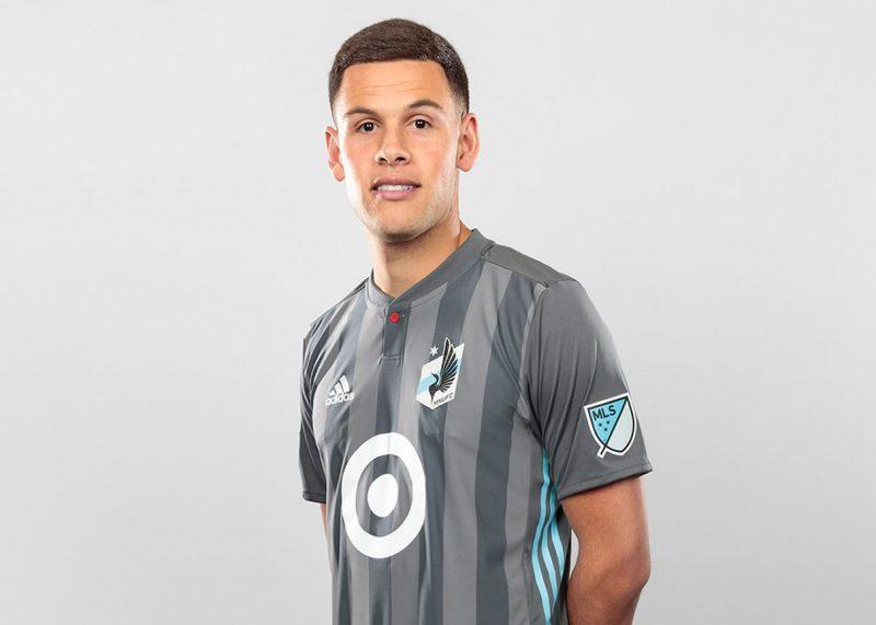 Camiseta titular Adidas 2018-19 del Minnesota United   Foto Web Oficial