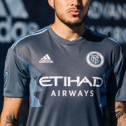 Camiseta suplente Adidas 2018 del NY City | Foto Web Oficial