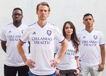 Camiseta alternativa adidas del Orlando City | Foto Web Oficial