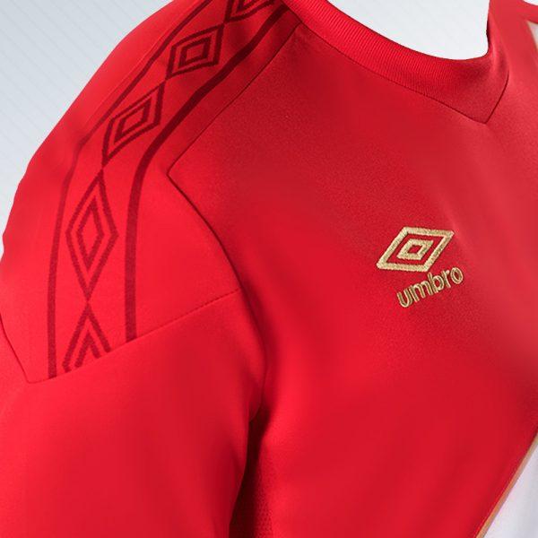 Nueva camiseta alterna de Perú Mundial 2018 | Foto Umbro