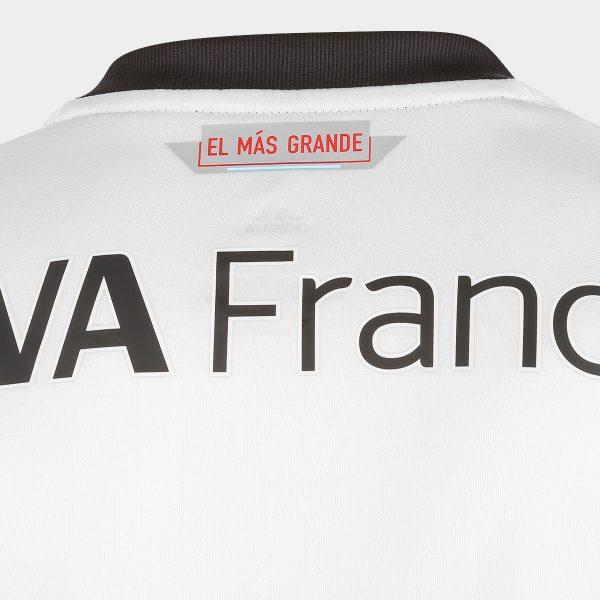 Nueva camiseta tricolor Adidas de River | Foto Web Oficial